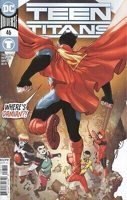 NM Teen Titans #46 Momoko Variant DC, 2020