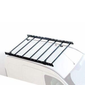 galerie de toit 7 barres pour dacia logan mcv break de 2007 11 2012 ebay. Black Bedroom Furniture Sets. Home Design Ideas