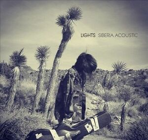 LIGHTS-SIBERIA-ACOUSTIC-VINYL-LP-NEW