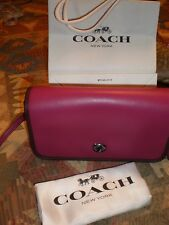 COACH 75TH Anniversary DINKY Crossbody  PENNY  LIMITED 57460 NWT DUST BAG GIFT
