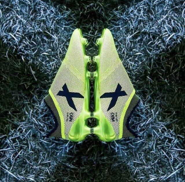 adidas X 17 Purespeed FG Mens Soccer Cleats W/ Bag Sz 8 S82442 Retail