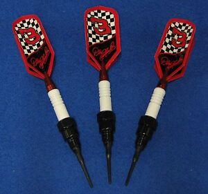 Dale-Earnhardt-Sr-Collectors-Spark-Plug-Darts-soft-tip-16-gram