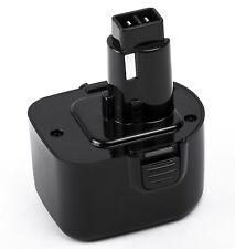 Pwr+® 3AH 12V Battery for DEWALT DW 9071 DW 9072 DC 9071 DE 9037 3000mAh Ni-MH