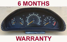 1997 Mercedes Benz E320 Speedo Instrument Cluster  6 MONTH WARR