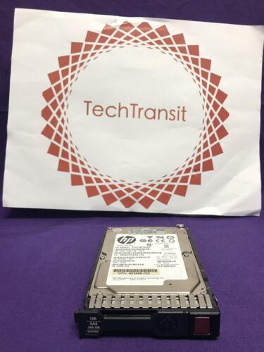 HP EH0146FBQDC 627114-001 146GB 15K Hard Drive 653950-001