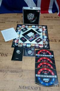 BOARD-GAME-WWE-Unused-DVD-Board-Game-2005-Smackdown-Raw-World-Wrestling