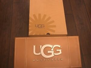 2b861bbebaf Details about (14.75 X 12 X 4.5) AUTHENTIC UGG EMPTY BOOT SHOE BOX SIZE  BAILEY BOW TALL GIFT