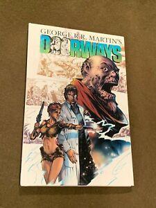 George-R-R-Martin-039-s-Doorways-Hardback-Book-Graphic-Novel-IDW-Comics