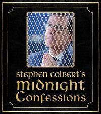 Midnight Confessions by Stephen Colbert (2017, Hardcover)