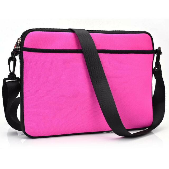 "Kroo M1a Protective Shoulder Messenger Bag Travel Case Cover for 11.6"" Laptops"