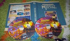 Monkey Island 3 The Curse of Monkey Island PC DVD COVER