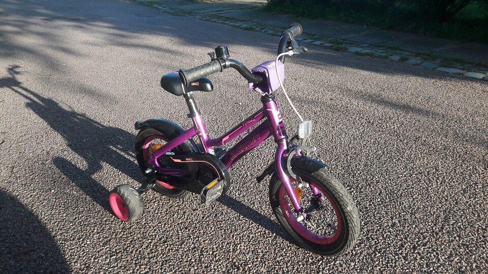 Pigecykel, anden type, Everton