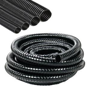 Corrugated Flexible PVC Pond Hose Fish Filter Pump Marine Pipe Reinforced Tube