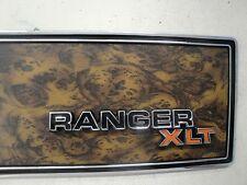 76 77 78 79 FORD f 150  TRUCK BRONCO GLOVE BOX WOOD RANGER XLT  NEW