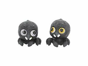 Incy and Wincy Baby Spiders - Cute Hand-Painted Resin Figurines - Set of 2