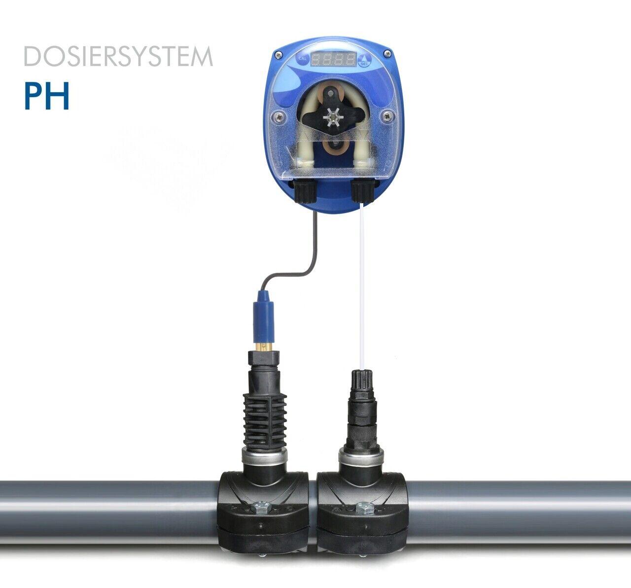 Seko PH PISCINA dinamica-pesatura automatico per piscine (più meno)
