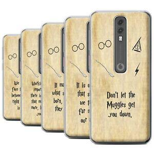 Gel-TPU-Case-for-Vodafone-Smart-V10-School-Of-Magic-Film-Quotes