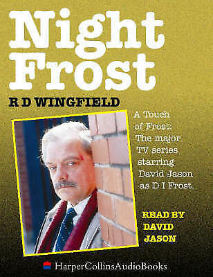 1 of 1 - Night Frost by R. D. Wingfield (Audio cassette, 1999)