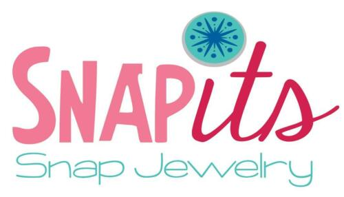 Snap-It Button For Interchangeable Snap Style Jewelry *We Combine Shipping*