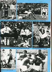 Original vintage poster FOOTBALL SOCCER WC CHILE 1962