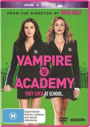 1 of 1 - Vampire Academy (DVD, 2014)