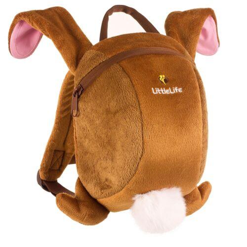 Littlelife bambin daysack sac à dos avec bride-bunny rabbit