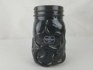 The Kracken Black Spiced Rum Glass mug tiki