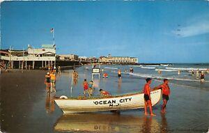 Image Is Loading Ocean City Nj 1957 Liuards Along Jersey S