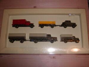 Wiking H0 Post Museums Set 1992 ovp neuwertig / 72 - Overath, Deutschland - Wiking H0 Post Museums Set 1992 ovp neuwertig / 72 - Overath, Deutschland