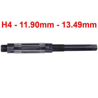 "H11 Milling Lathe 15//16/"" to 1.1//16/"" 23.81mm - 26.98mm Adjustable Hand Reamer"