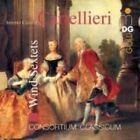 Antonio Casimir Cartellieri: Wind Sextets (CD, Jun-2003, MDG)