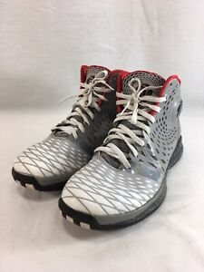 943a65161bb5 Adidas D Derrick Rose 3.5 Home Away Sneakers Shoes Mens 10 Chicago ...
