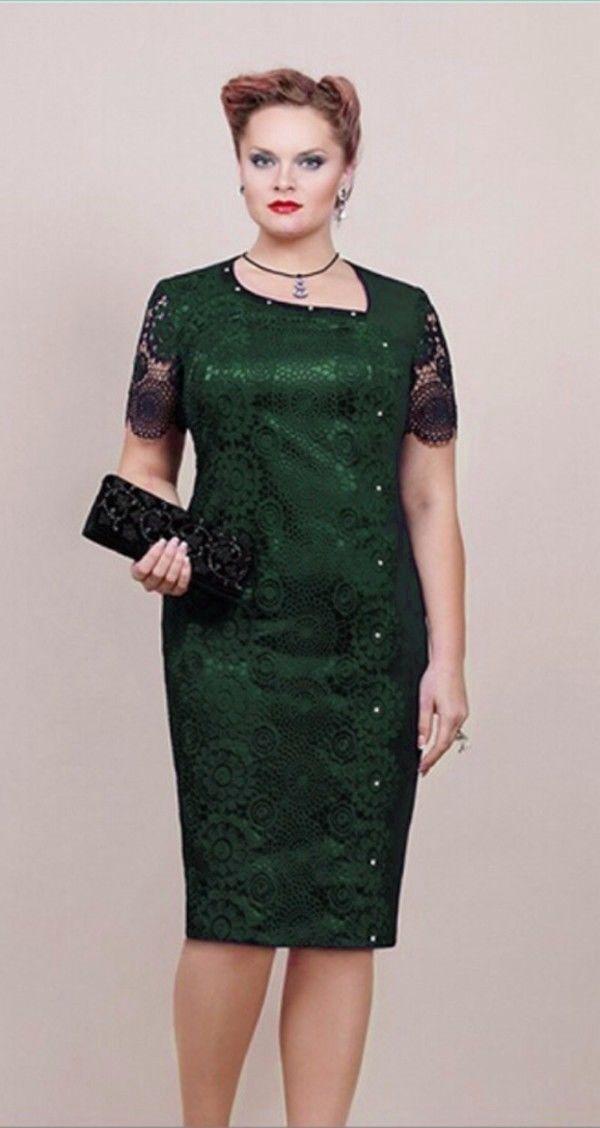 Abendkleid Abendkleid Abendkleid Big Größe Gr.44,46,52,54.Farbe Grün | Verwendet in der Haltbarkeit  | Online Shop  071e97