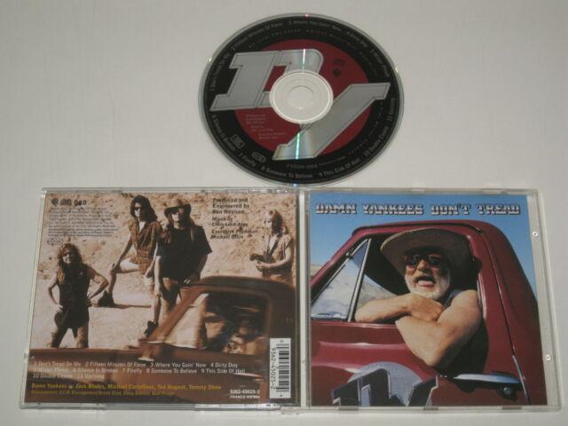 DAMN YANKEES/DON'T TREAD(WARNER/9362-45025-2)CD ALBUM