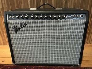 Image Is Loading Fender Concert II 1x12 Amp C 1980 039