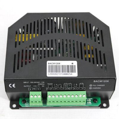 SmartGen BACM 1206 Auto Chargeur de batterie 12 V pour ACIDE-PLOMB moteur demarreur Batterie