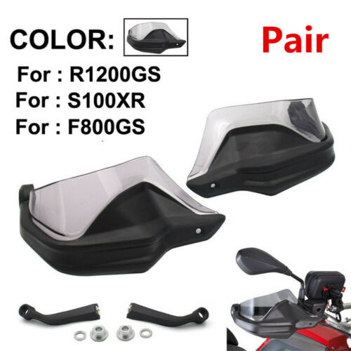 For BMW R1200 GS F800GS ADV Pair Brake Clutch Levers Protector Handguard Shield