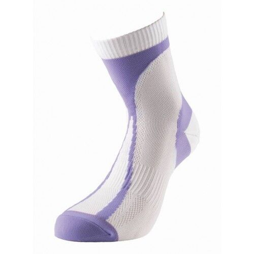 1000 mile racer femmes mi-hauteur chaussettes de course