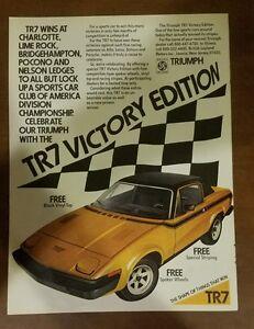 1970 Rover 3500S Unique Vintage Advertisement Ad P35