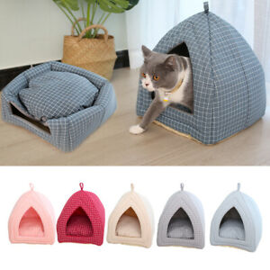 Pet-Cat-Bed-Shape-Soft-Fabric-Washable-Sleeping-House-For-Puppy-Dog-Cat-01