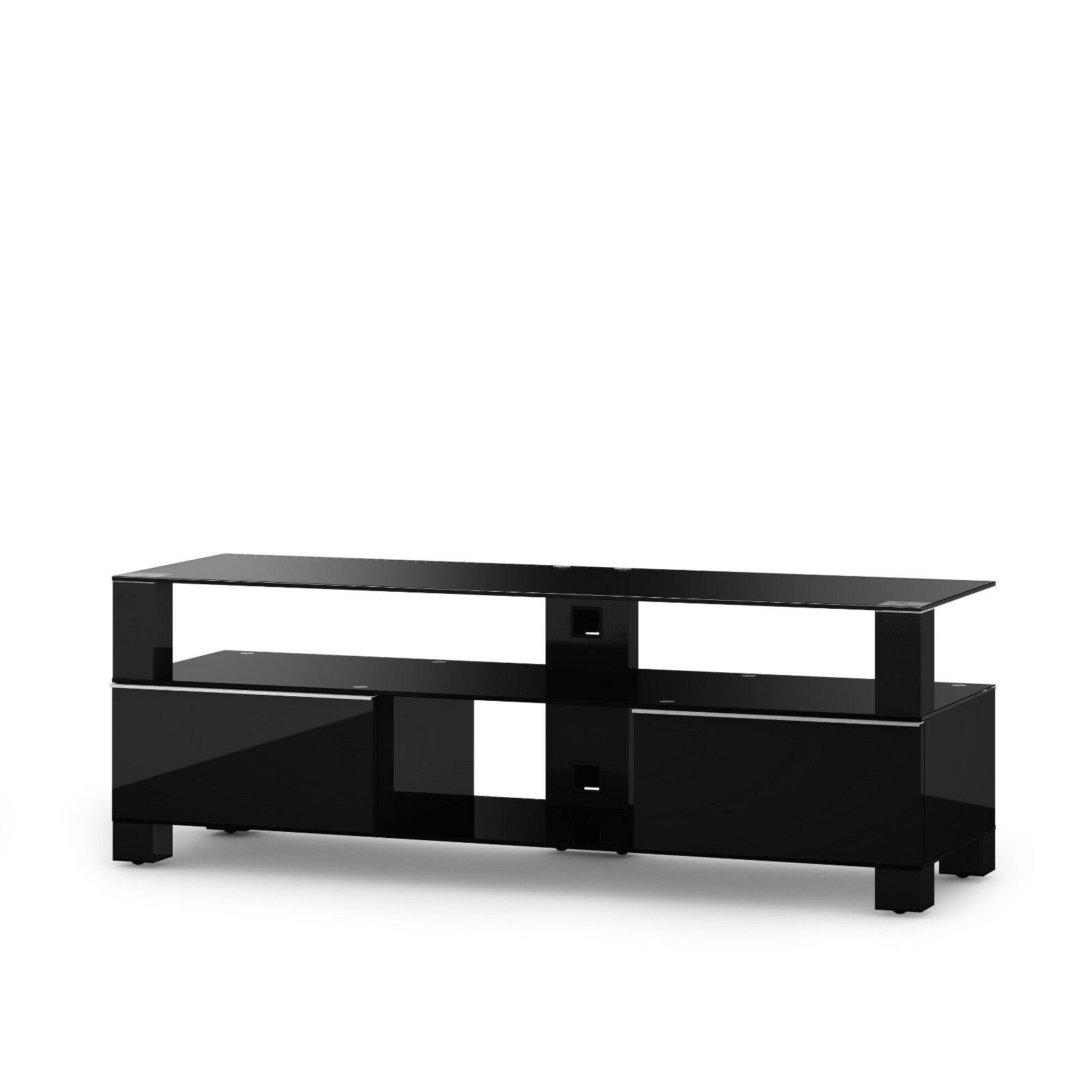 SonGoldus MD 9140-B-HBLK-BLK TV-Möbel Fernsehtisch Fernsehtisch Fernsehtisch für 60
