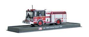 Luverne-Pumper-1998-Fire-Truck-Diecast-1-64-model-Amercom-GB-17