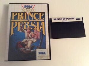 Sega Master System Prince Persia