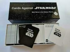 CARDS AGAINST STAR WARS##The best game in the galaxy Adult board games
