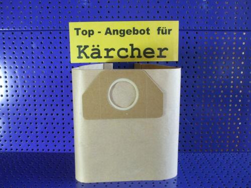 15 Staubsaugerbeutel geeignet für Kärcher 2150 2201,3100