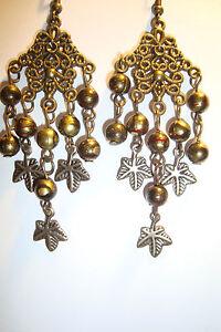 Large Long Indian~Asian Ethnic Boho Chandelier Earrings~ER73~uk ...