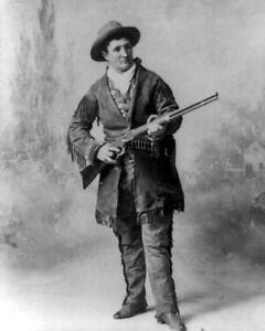 1895-MARTHA-CALAMITY-JANE-Glossy-8x10-Photo-Print-Vintage-Wild-West-Poster
