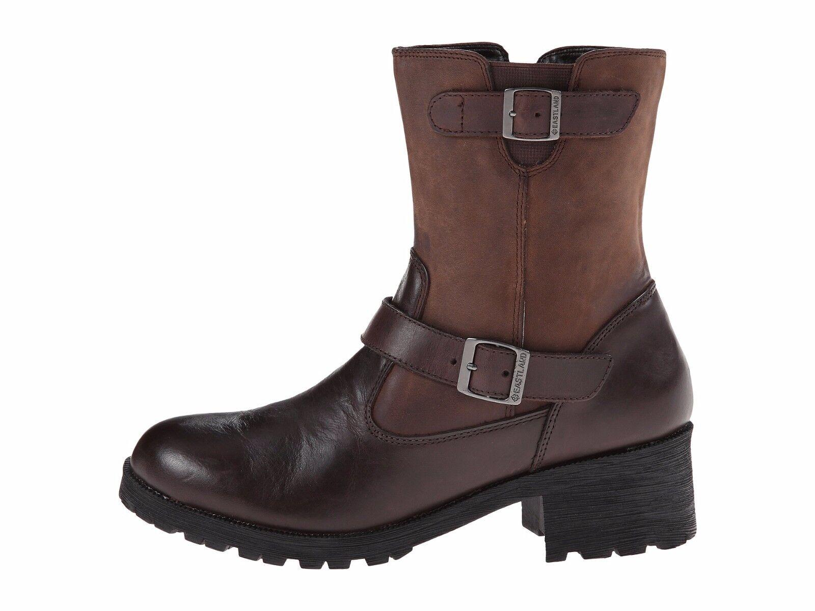 NEU Eastland Belmont Leder Damens's boots Größe 7.5