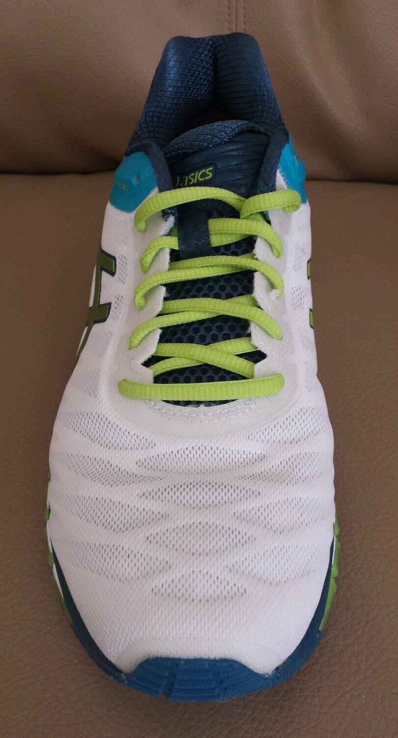 ASICS GEL GEL GEL QUANTUM 180 RUNNING scarpe bianca TURQUOISE  donna  Select Dimensione 7.5 eb4d6a