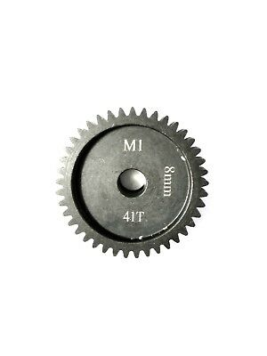 Steel 8mm 43T MOD 1 M1 PINION GEAR TRAXXAS//OFNA//MUGEN//SERPENT//ARRMA//HPI//Losi